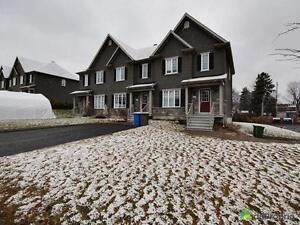 259 000$ - Maison en rangée / de ville à vendre à Val-Bélair