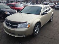 2010 Dodge Avenger R/T V6 3.5L ONLY 108K LOCAL TRADE SUNROOF 2TO