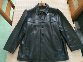 Ciro Citterio Soft Leather Jacket