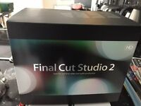 Final Cut Studio 2 HD