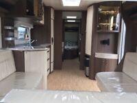 2014, 720 UKFE Prestige Hobby caravan