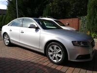 2008 Audi A4 2.0 TDI SE Multitronic 4dr, F/S/H, Recent full service & well maintained