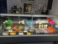 Busy cafe lease for sale - ***PRICE £13,500 ***