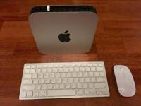 Apple Mac Mini 480gb SSD super fast running latest High Sierra!