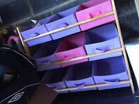 Children's storage shelf/unit