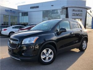 2015 Chevrolet Trax LT One owner, accident free