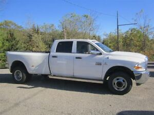 2012 Ram 3500 ST 4x4 Crew Cab AS TRADED!