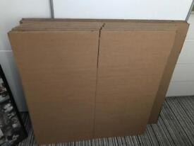 Large and XL double wall boxes for sale