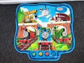 £1. Thomas play/learning/activity mat.