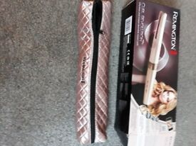 REMINGTON CURL REVOLUTION CURLING WAND/CURLING TONG EXCELLENT CONDITION LIKE NEW