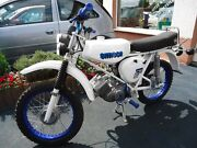 Simson S 51 Enduro Limited Edition White / Blue VAPE