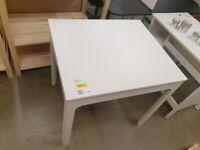 EKEDALEN Extendable table, white 80/120x70 cm, IKEA MILTON KEYNES #bargaincorner
