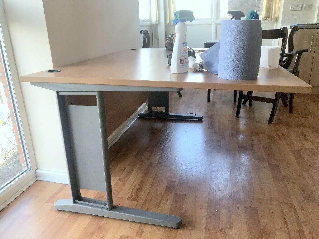 Pre Owned Office L Shape Corner Desk In Coventry West Midlands Gumtree