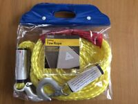 2000kg vehicle tow rope for sale