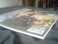 Nightcrawler & Robocop Comic