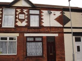 Sutton in Ashfield 2 bedroom unfurnished house for rent, full bathroom & additional separate wc