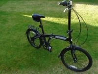 Muddyfox Switch20 Folding Bike