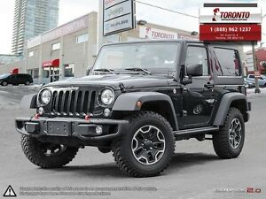 2016 Jeep Wrangler ***RUBICON***RARE MANUAL TRANSMISSION***