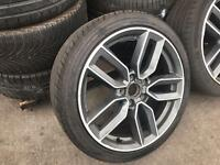 Audi A3 S3 Alloys 8v rs3
