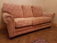6ft 3 Seater Couch + Single seat. Excellent condition