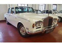 1972 Rolls Royce Silver Wraith ( lwb Shadow )