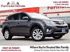 2013 Toyota RAV4 LIMITED   AWD   LOADED - FORMULA HONDA