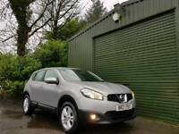 2010 NISSAN QASHQAI 1.5 DCI ACENTA FINANCE AVAILABLE FROM £143 PER MONTH WITH NO DEPOSIT !!