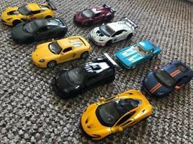 Kinsmart auto models