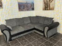 Beautiful DFS corner sofa