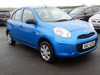 2011 Nissan micra 1.2 petrol with only 69000 miles, motd nov 2018