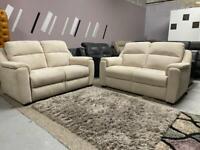 Beautiful Made in Italy 2+2 seater sofa