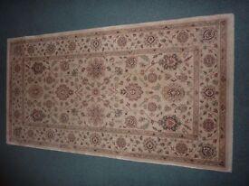 beautiful beige patterned rug