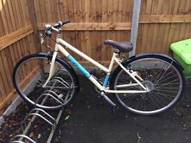 Ladies Real Clifton retro style bike as new