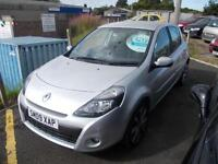 RENAULT CLIO 1.2 16V TomTom Edition (silver) 2009