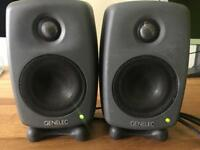 Genelec 6010a Professional Speakers