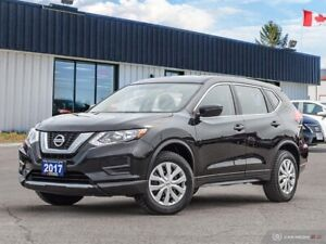 2017 Nissan Rogue S,AWD,ECO/SPORT,B.TOOTH