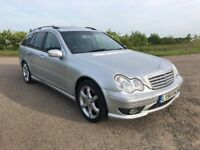 Mercedes 220 CDI Sport Amg Estate