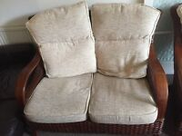 4 seats of COMFY Ratten Chair Furniture For Sale!