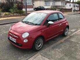 Fiat 500 2009 - only 39000 miles - full MOT to 2019