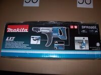 "MAKITA 18V LXT SCREW GUN ""NEW"""