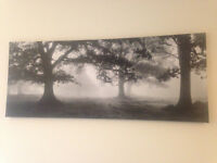 Large Ikea picture for sale
