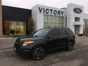 2015 Ford Explorer sport twin turbo loaded! Windsor Region Ontario image 9