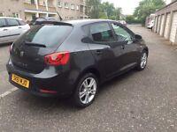 2011 seat Ibiza copa 1.4 5door
