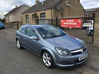 VAUXHALL ASTRA SXI CDTI 150 (2008) 1 YEAR MOT ,WARRANTY, EXCELLENT CONDITION £1995