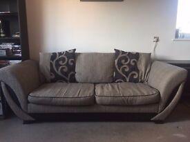 Sofa (foot-stool optional) - DFS Starlet Range