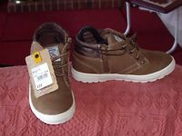 Brand new boys shoes size 12.
