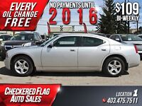 2010 Dodge Charger SE W/ Low KM's-RWD-Alloy Wheels $109/BW!