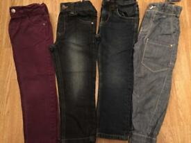 Boys jeans 3-4 / 4 years