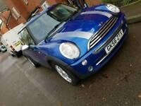 Mini Cooper one r22 1.6ltr petrol