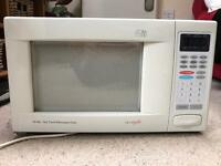 HINARI Lifestyle One Touch Microwave